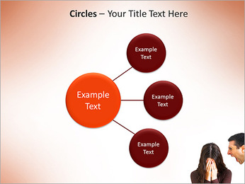 Quarreling Couple PowerPoint Templates - Slide 59
