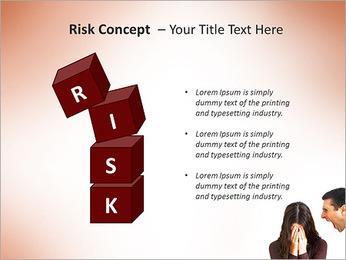 Quarreling Couple PowerPoint Templates - Slide 61