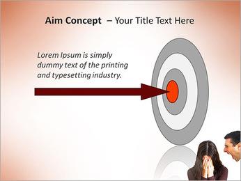 Quarreling Couple PowerPoint Templates - Slide 63