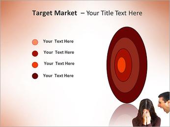 Quarreling Couple PowerPoint Templates - Slide 64
