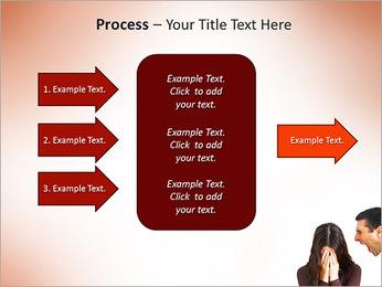 Quarreling Couple PowerPoint Templates - Slide 65