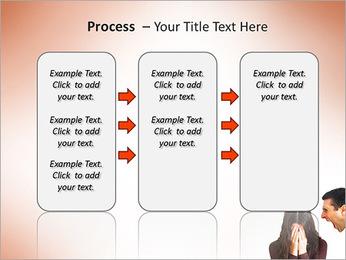 Quarreling Couple PowerPoint Templates - Slide 66