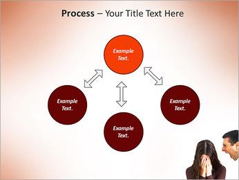 Quarreling Couple PowerPoint Templates - Slide 71