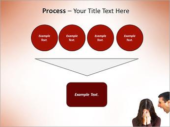 Quarreling Couple PowerPoint Templates - Slide 73