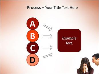 Quarreling Couple PowerPoint Templates - Slide 74