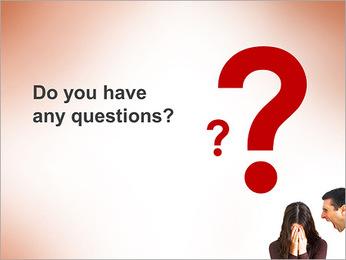 Quarreling Couple PowerPoint Templates - Slide 75