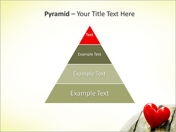 Red Heart PowerPoint Template - Slide 10