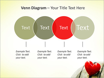 Red Heart PowerPoint Template - Slide 12