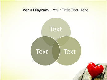 Red Heart PowerPoint Template - Slide 13