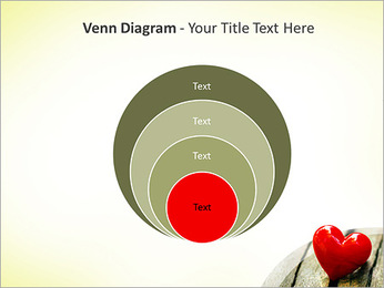 Red Heart PowerPoint Template - Slide 14