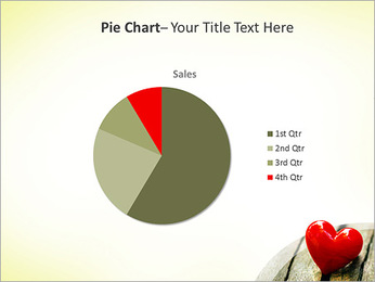 Red Heart PowerPoint Template - Slide 15
