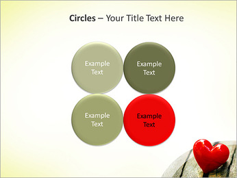 Red Heart PowerPoint Template - Slide 18