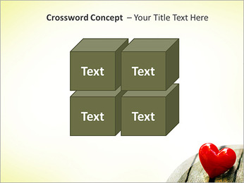 Red Heart PowerPoint Template - Slide 19