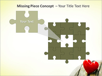 Red Heart PowerPoint Template - Slide 25