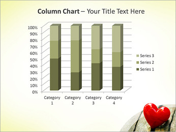 Red Heart PowerPoint Template - Slide 30