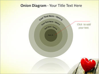 Red Heart PowerPoint Template - Slide 41