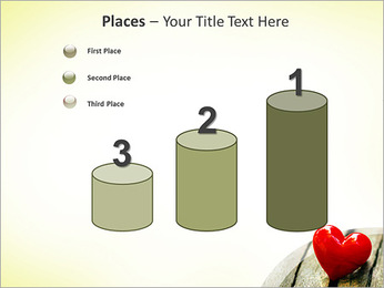 Red Heart PowerPoint Template - Slide 45