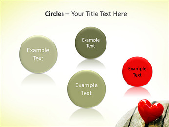 Red Heart PowerPoint Template - Slide 57