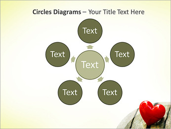 Red Heart PowerPoint Template - Slide 58
