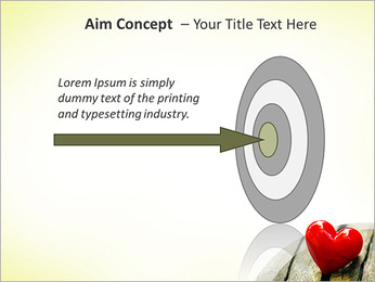 Red Heart PowerPoint Template - Slide 63