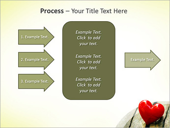 Red Heart PowerPoint Template - Slide 65