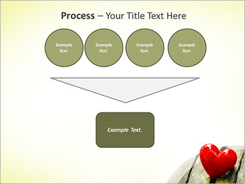 Red Heart PowerPoint Template - Slide 73