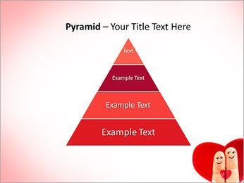 Finger Couple PowerPoint Template - Slide 10
