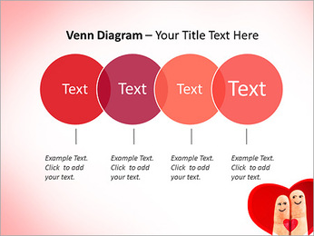Finger Couple PowerPoint Template - Slide 12