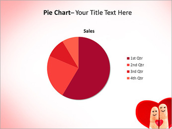 Finger Couple PowerPoint Template - Slide 15