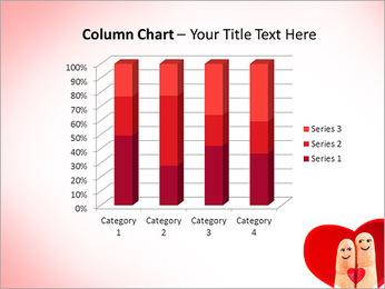 Finger Couple PowerPoint Template - Slide 30