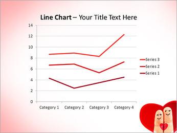 Finger Couple PowerPoint Template - Slide 34