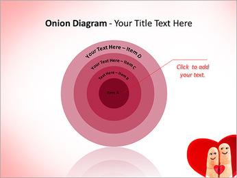 Finger Couple PowerPoint Template - Slide 41