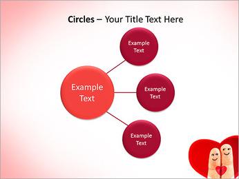 Finger Couple PowerPoint Template - Slide 59