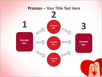 Finger Couple PowerPoint Template - Slide 72