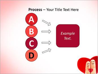 Finger Couple PowerPoint Template - Slide 74