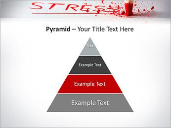 Stress PowerPoint Template - Slide 10