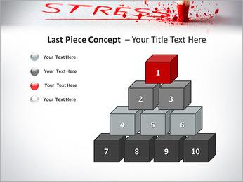Stress PowerPoint Template - Slide 11