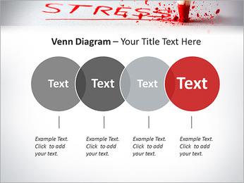 Stress PowerPoint Template - Slide 12
