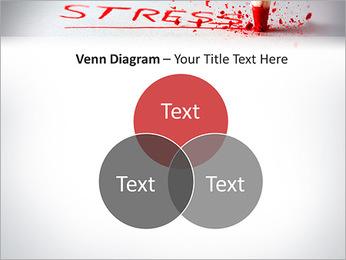 Stress PowerPoint Template - Slide 13