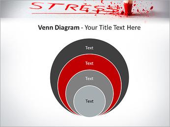 Stress PowerPoint Template - Slide 14