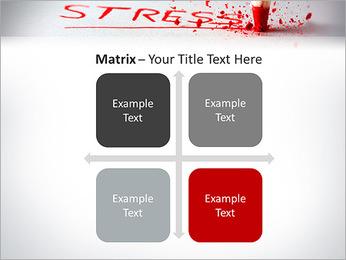 Stress PowerPoint Template - Slide 17