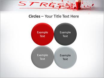 Stress PowerPoint Template - Slide 18