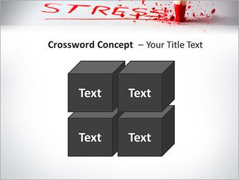 Stress PowerPoint Template - Slide 19
