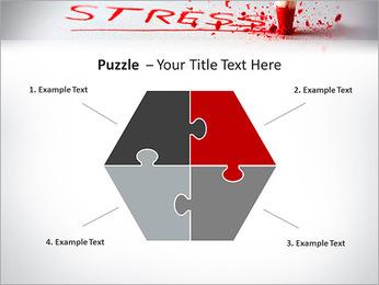 Stress PowerPoint Template - Slide 20