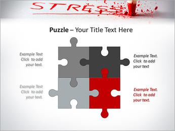Stress PowerPoint Template - Slide 23