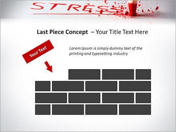 Stress PowerPoint Template - Slide 26