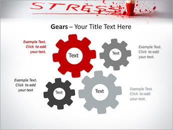 Stress PowerPoint Template - Slide 27