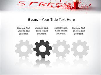 Stress PowerPoint Template - Slide 28