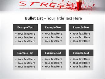 Stress PowerPoint Template - Slide 36
