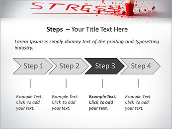 Stress PowerPoint Template - Slide 4
